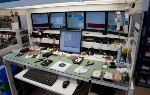 Opravy notebooků a počítačů