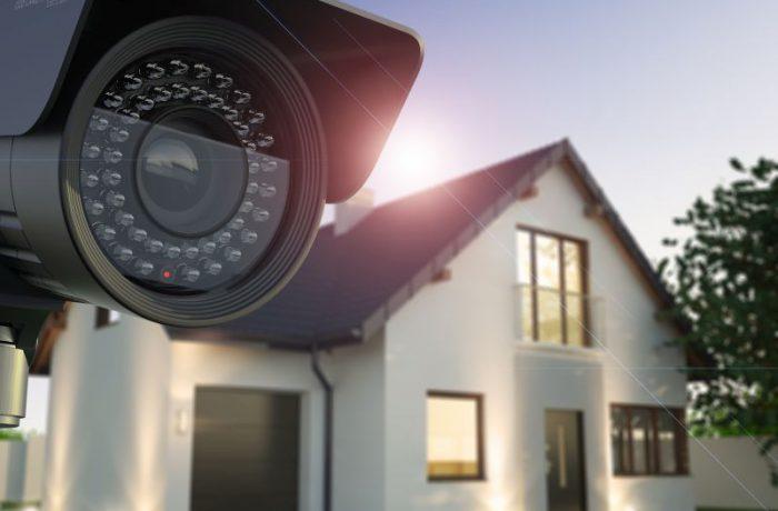 Zabezpečení domácnosti